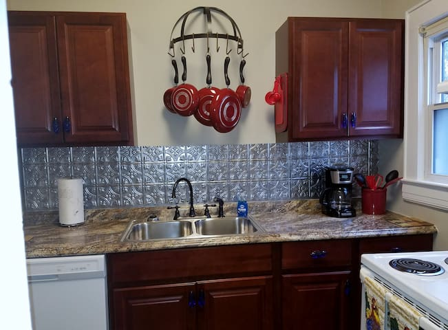 New renovations in the kitchen!