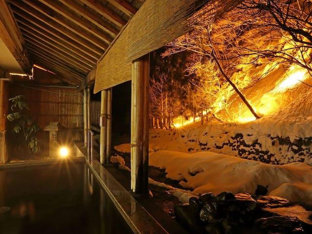 Main building / guest room type (4.5 tatami)