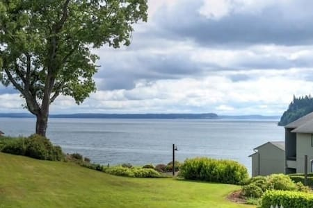 Port Ludlow Waterfront Resort Condo - Port Ludlow