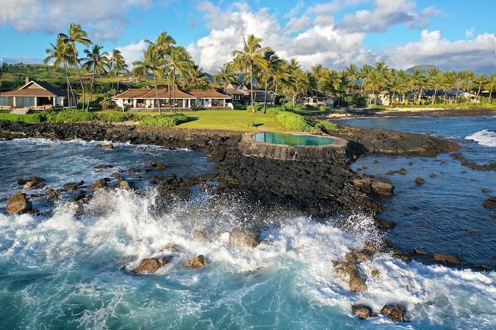 Ka Lae Kiki - Poipu's Most Popular Premier Oceanfront Home