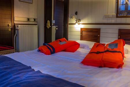 boothotel de barge - Bruges