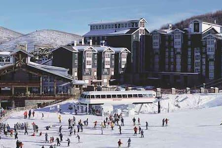 Marriott Studio Apt Ski In/Out Feb 24-Mar 3, 2018 - Park City - Villa