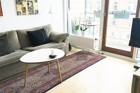 Cozy apartment by the sea, near the little mermaid - København - Flat
