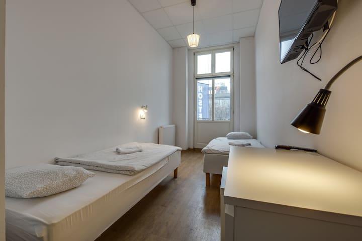 Hostel Sentral - Twin room