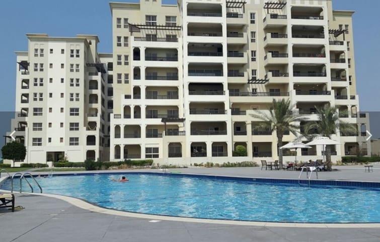 Studio Sea View, Al Hamra Village