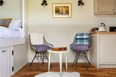 The Nest - Countryside Glamping Experience