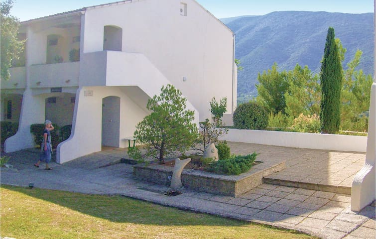 Holiday apartment with 1 bedroom on 28m² in Mollans sur Ouveze