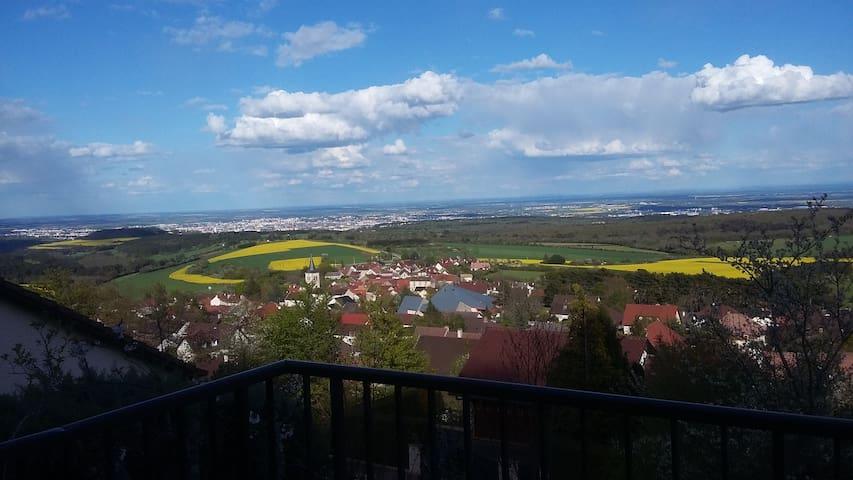 Maison proche Dijon, au calme, vue exceptionnelle - Corcelles-les-Monts - บ้าน