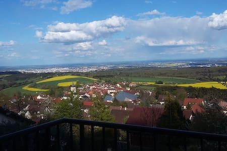 Maison proche Dijon, au calme, vue exceptionnelle - Corcelles-les-Monts