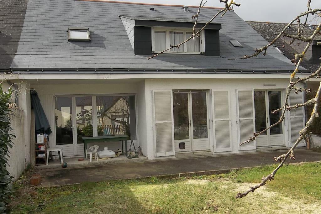 Charmante maison 4km centre vill maisons louer - Location maison saumur ...