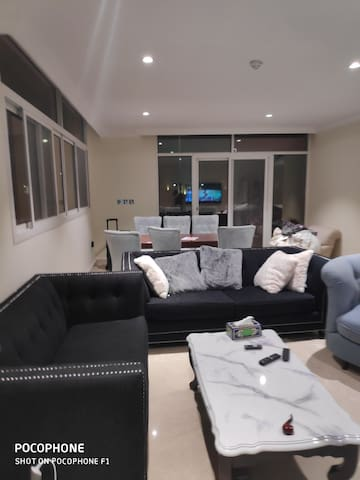 Master Bedroom in Lusail for chilled out ones