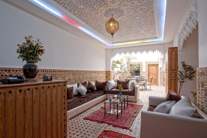 Amour D'auberge chambre partagée Meknès  LIT A
