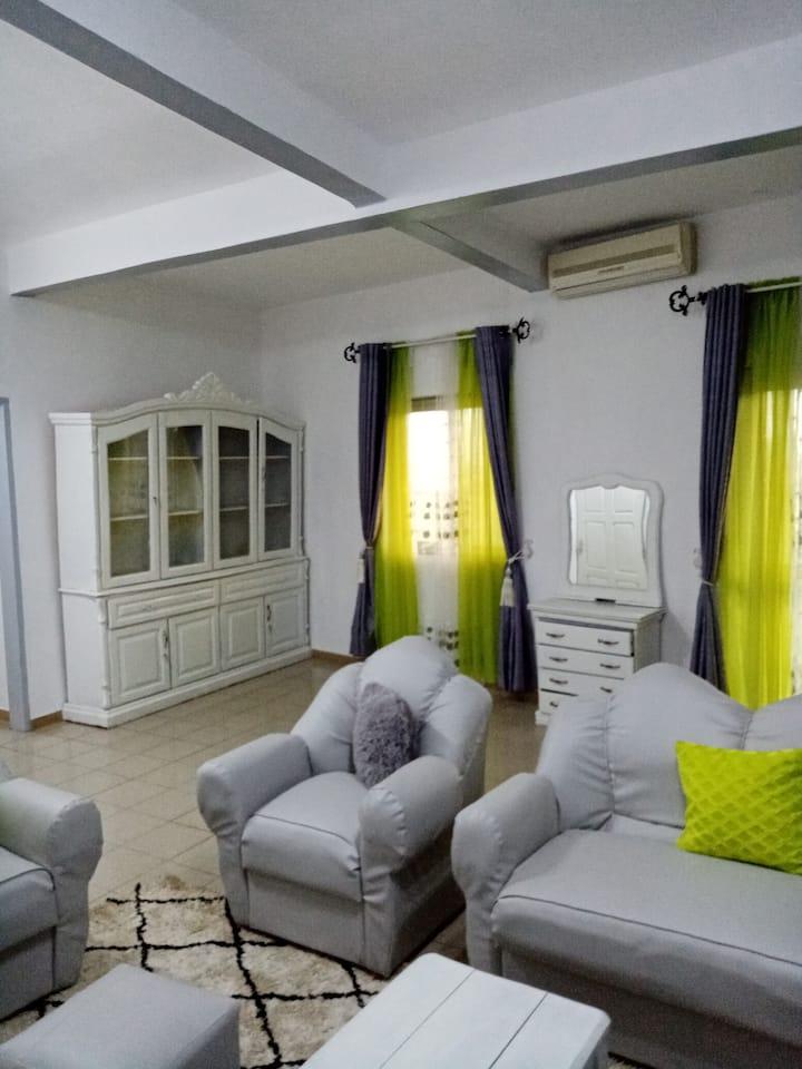 Superbe appart hôtel au cœur de Yaoundé