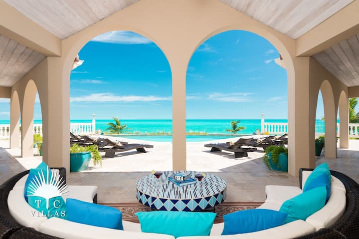 TC Villas // Conched Out -Large family retreat