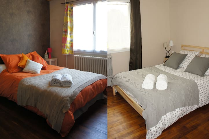 Tréguier, bed and breakfast: 2 double rooms - Tréguier