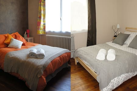 Tréguier, bed and breakfast: 2 double rooms - Tréguier - Bed & Breakfast