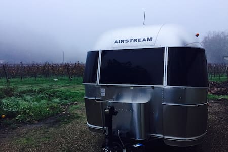 Airstream(s) in the heart of wine country! - Calistoga