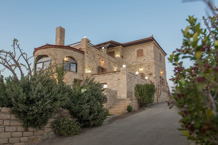 Villa Katerina - A traditional and luxury villa