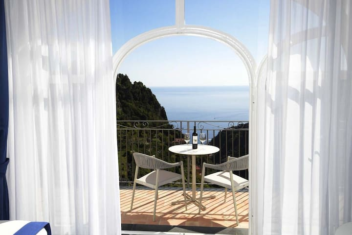 My family suite on the Amalfi Coast