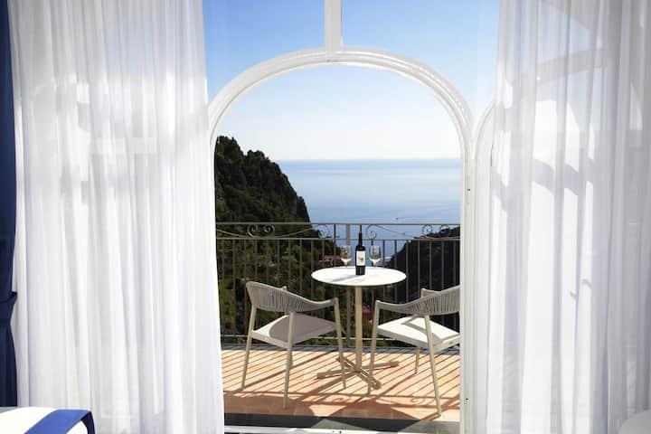 My family suite on the Amalfi Coast