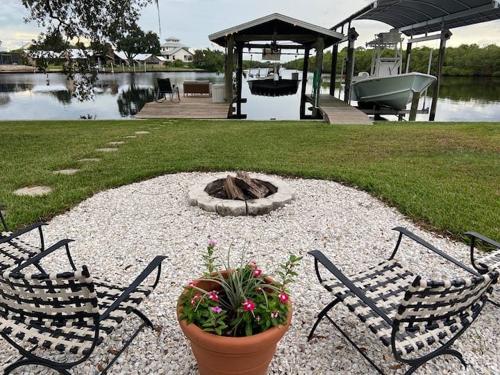 Reel Paradise Waterfront Home Little Manatee River