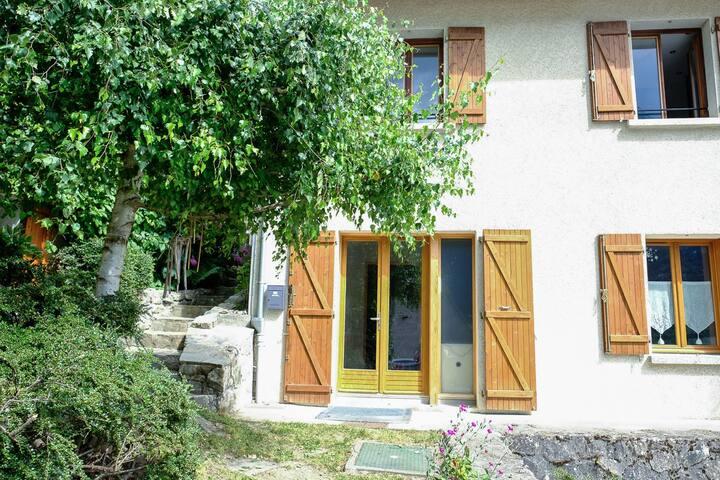 Maison de village Oz en Oisans