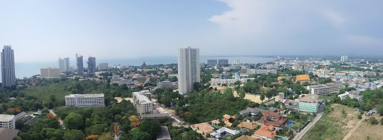 Pattaya LUPIMIN 30 floor of Sea View Condo - Pattaya City