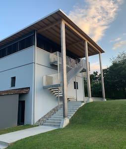 Casa con parcheggio a Camorino