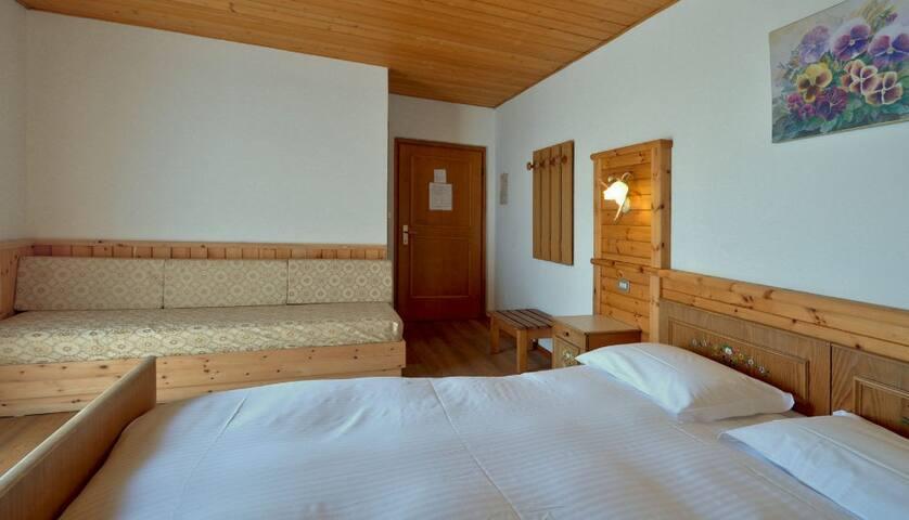 Camera comfort con balcone