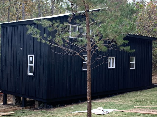 Green Valley Retreat - tiny house in the woods