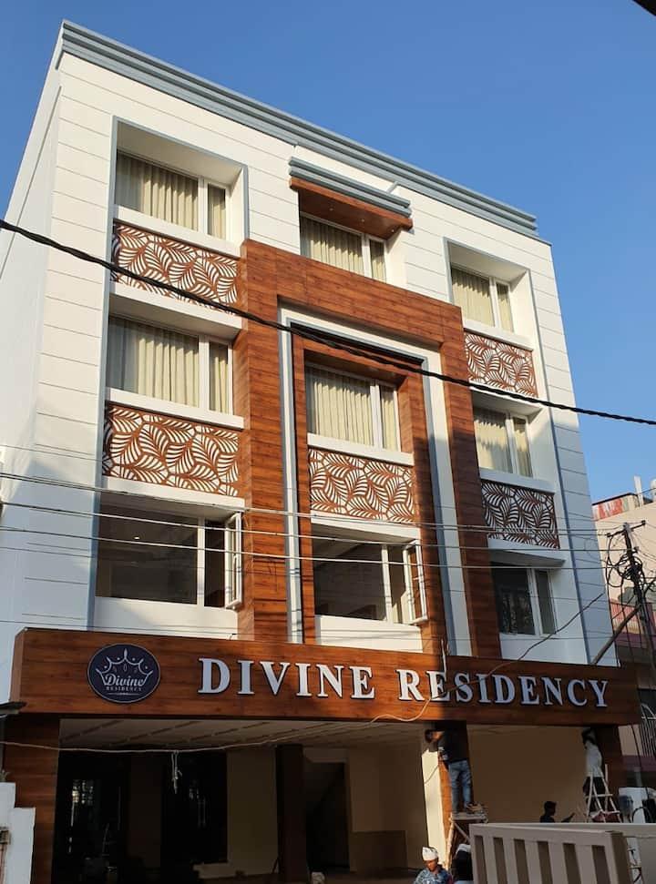 Divine Residency