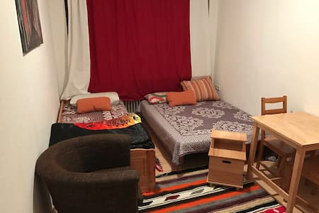 2 minutes to city center - Bremen - Apartamento