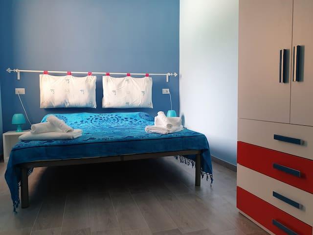 AgnonedAmare appartamento IL FARO sul mare