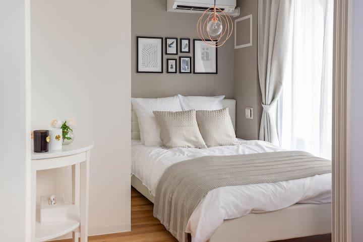 Designer room-1 mins to Namba/Bijou Suites EXIA