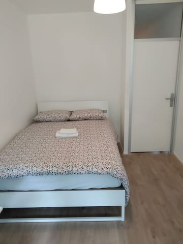 Modern room, close to Amsterdam center
