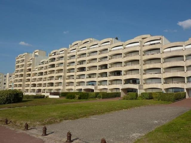 50m2 sur la digue face Thalasso 2 ch 7 pers - Le Touquet-Paris-Plage - Appartement