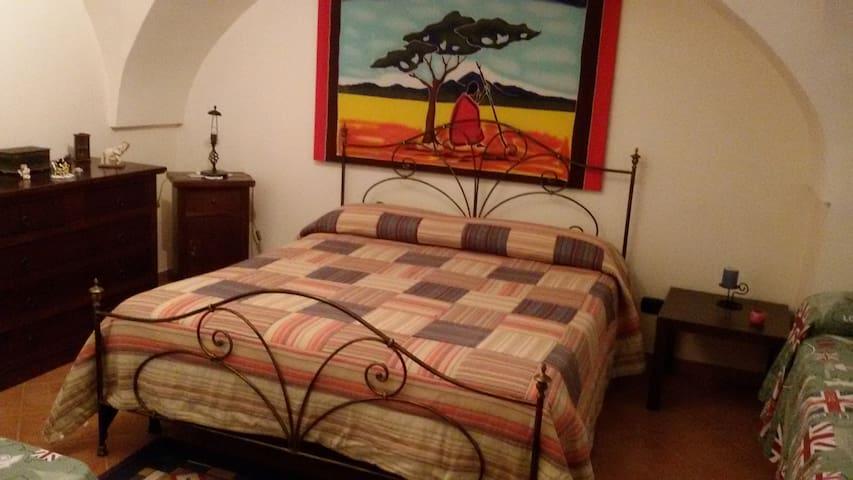 Appartamento per vacanze estive a 3 km dal mare - Monopoli - Appartement