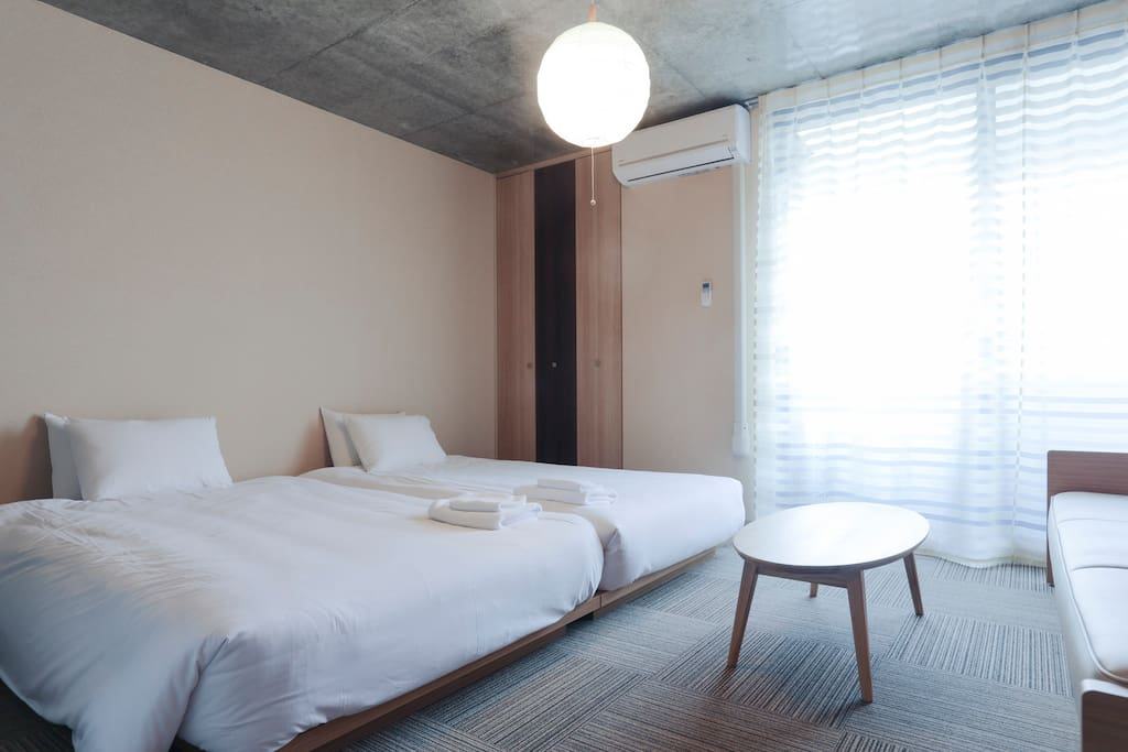 Newly Built Apt! 15 mins from Kyoto St. 201 - Serviced
