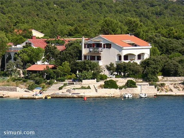 House just by the sea - Šimuni - Wohnung
