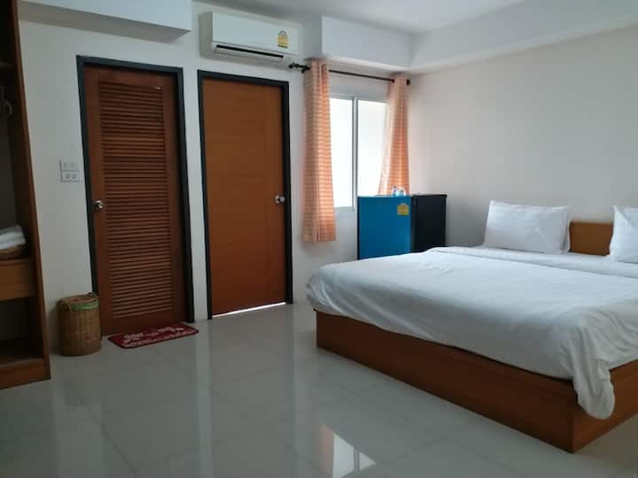 Clean Standard Double Room at JJ Place Korat