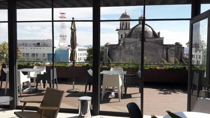 ESTUDIO 203 en El centro de Puebla