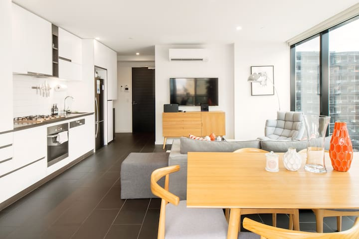 Luxury Apartment in the Heart of South Yarra