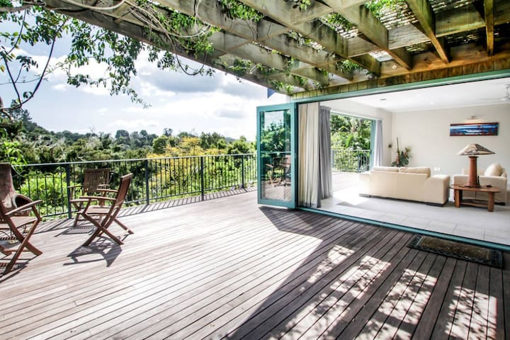 Wildferns Lodge, Bay of Islands