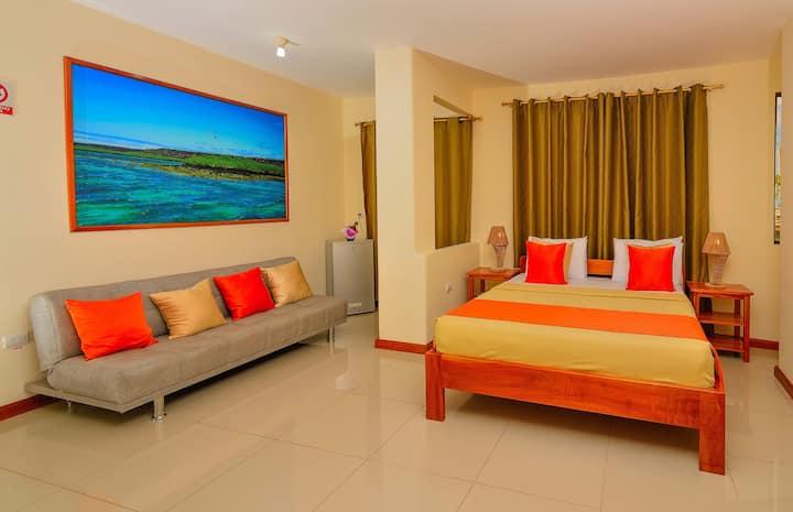 Apartamento Deluxe 2 Dormitorios