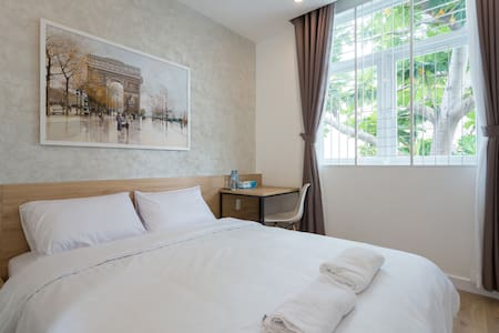 #07 New Modern studio near City Center & Airport - 胡志明市 - 獨棟