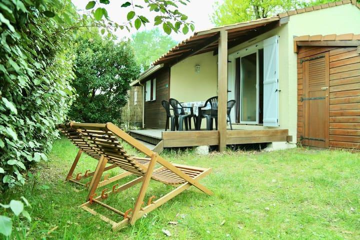 Maison de vacances proche Océan, a 2 pas du lac