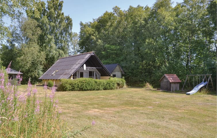 Holiday cottage with 2 bedrooms on 61m² in Herning