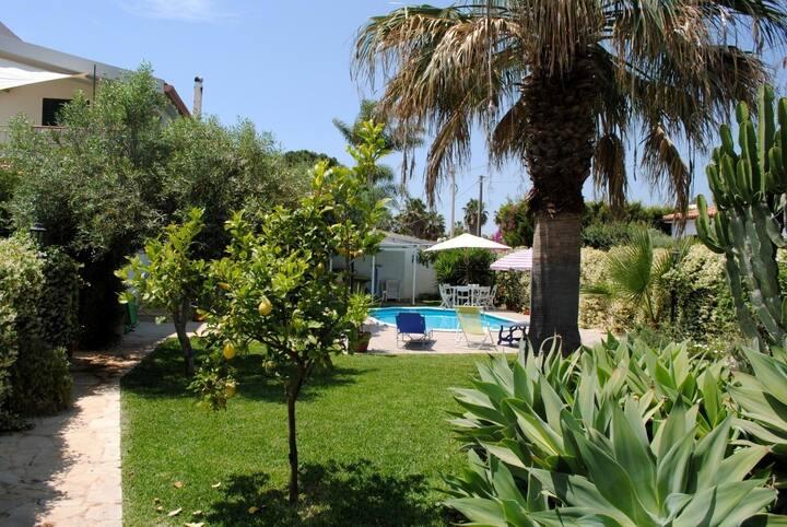Appartamento Mede 1° piano - piscina -  esclusiva
