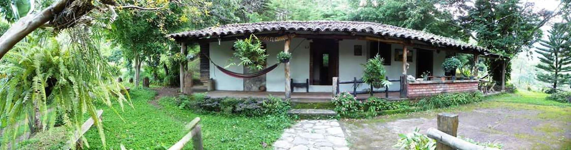 """Cabaña de Campo Villa Limón """"Guayabo"""""""