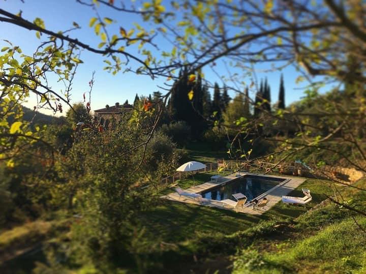 Borgo di Novole  Cortona ,Tuscany